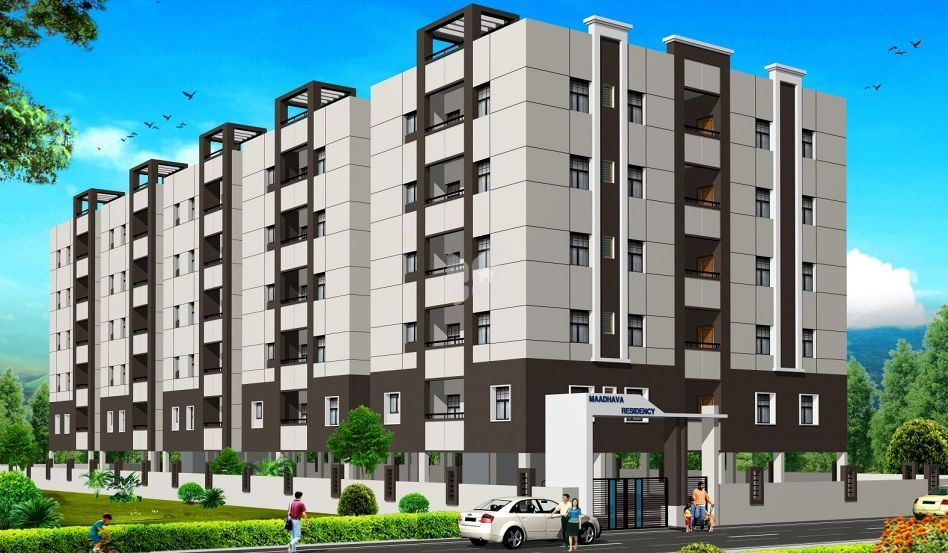 STBL Maadhava Gardens - Project Images