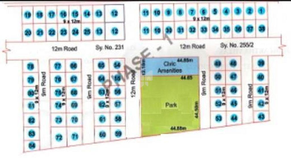 City Metro Homes - Master Plan