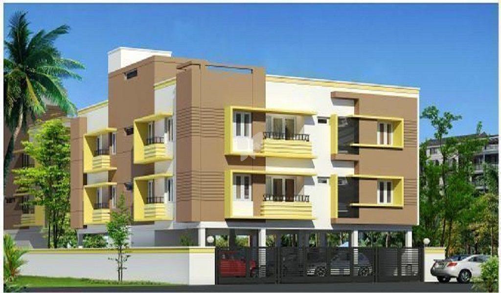 Silicon Varadharajan Homes - Elevation Photo