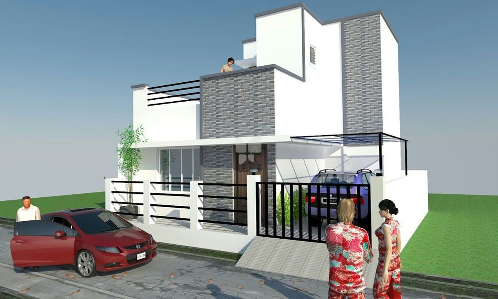 Sendhur Velan Kalam Avenue - Elevation Photo