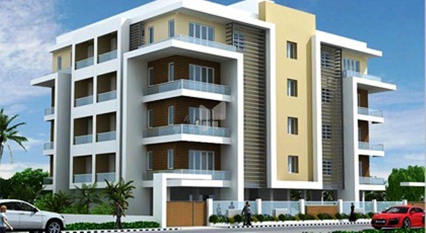 Kgeyes Shreyas Apartment - Elevation Photo