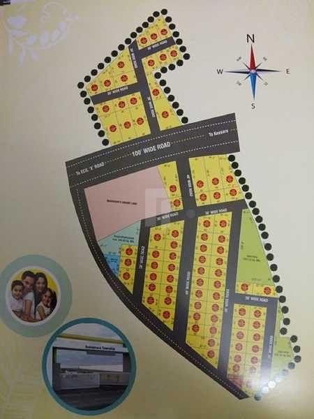 Sukhibhava Township - Master Plan