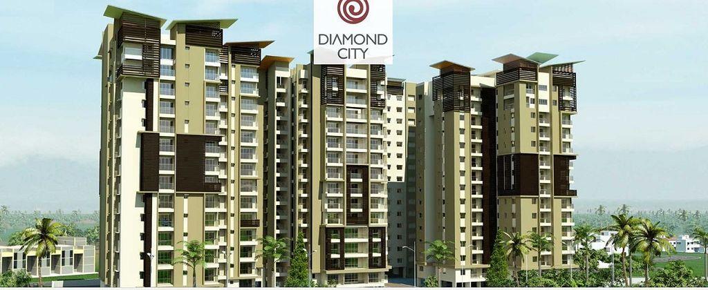Diamond City Vyoma - Elevation Photo