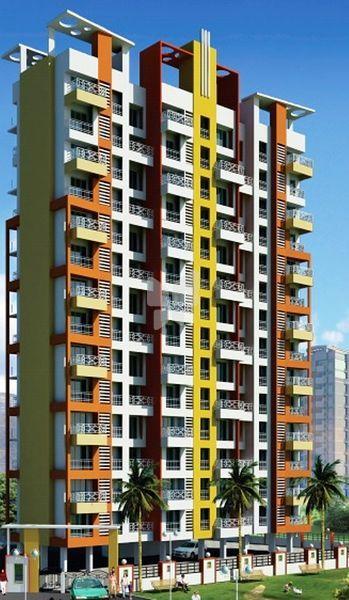 MS Vrindavan Shrushti - Elevation Photo