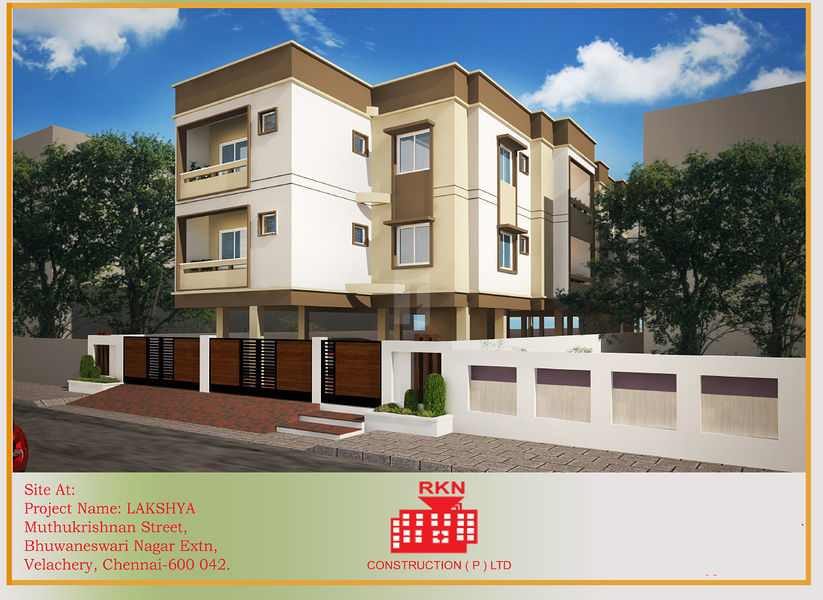 RKN Lakshya - Elevation Photo