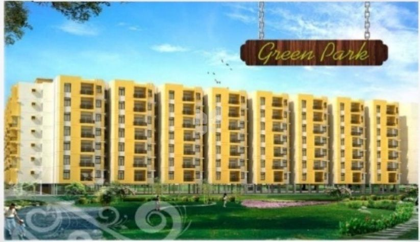 Aryan Green Park - Project Images