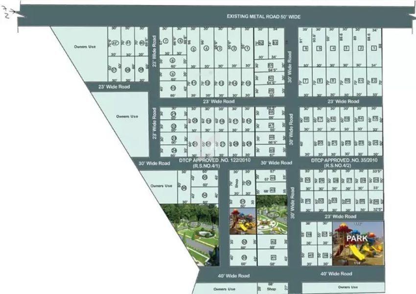 Dream Executive Avenue - Master Plan