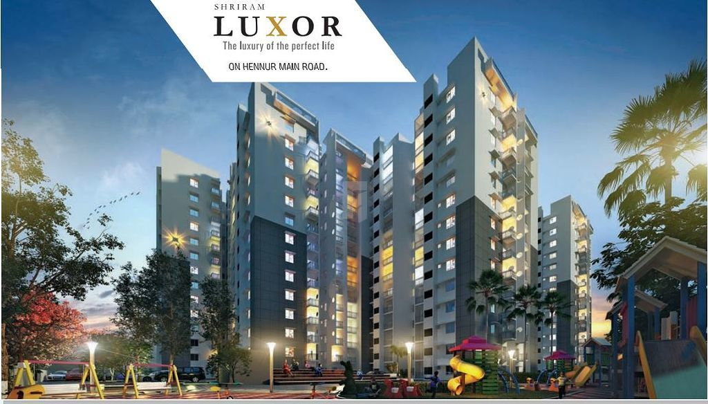 Shriram Luxor - Elevation Photo