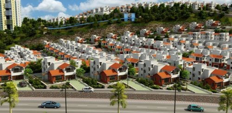 Panorama Hills Daffodils Serene Villas - Project Images
