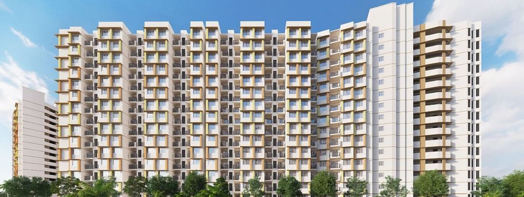 Pashmina Lagoon Residences - Project Images