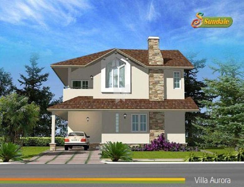 Sai Guru Sundale Villas - Elevation Photo