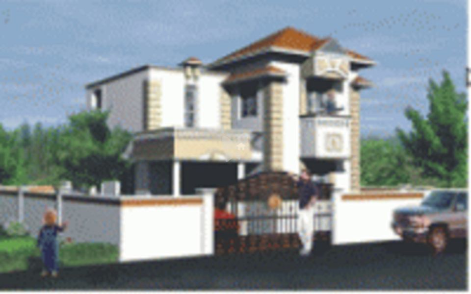 Anand and Venkatesh Meadow Villas - Elevation Photo