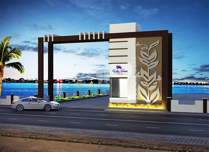 Pride India Lake Town - Project Images