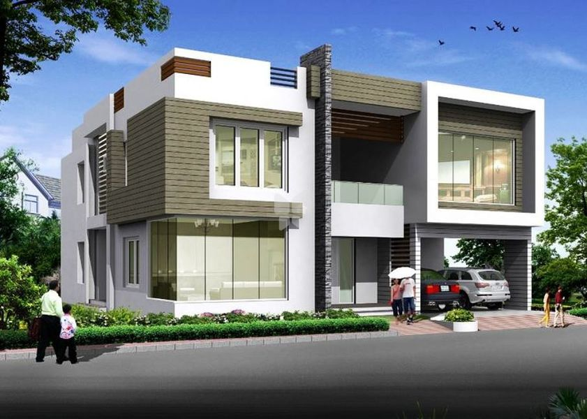 Shanti Melrose Park Villa - Elevation Photo