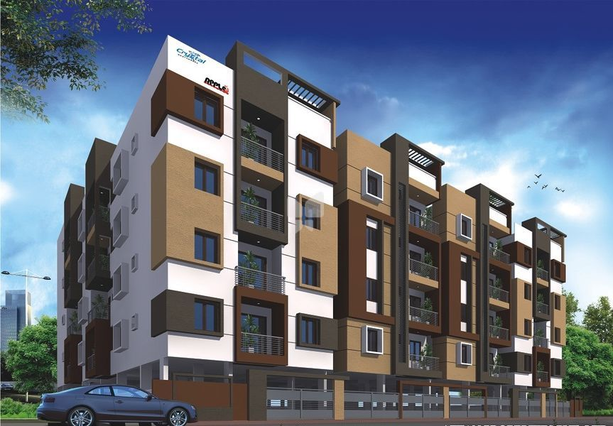 Crystal apartment in k r puram bangalore price floor for Apartment design guide sepp 65
