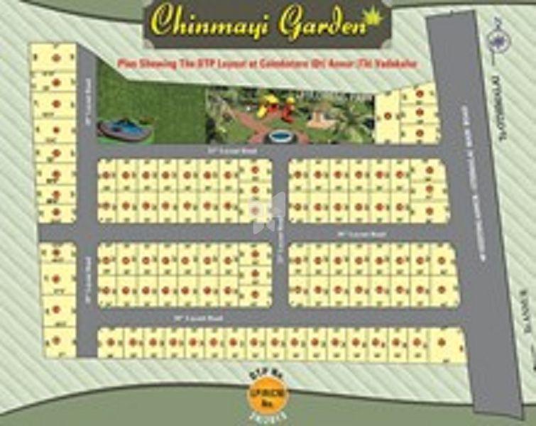 ACS Chinmayi Garden - Master Plan