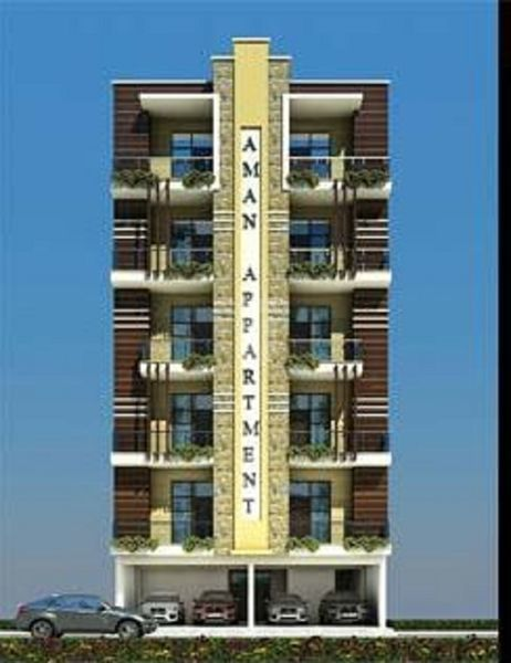 Saj Aman Appartment - Project Images