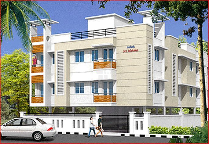 Ashok Sri Malolan - Project Images