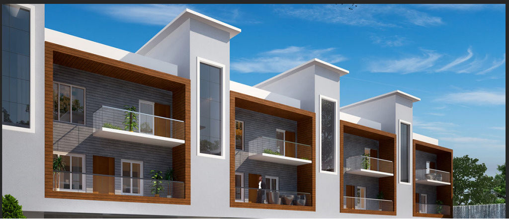 Innovative Homes The Groove Manapakkam - Elevation Photo