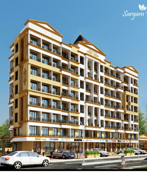 Shantee Sargam Residency - Project Images