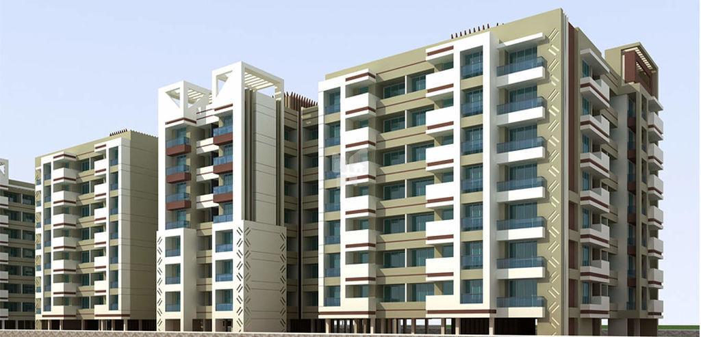 Lok Nagari Phase III - Elevation Photo