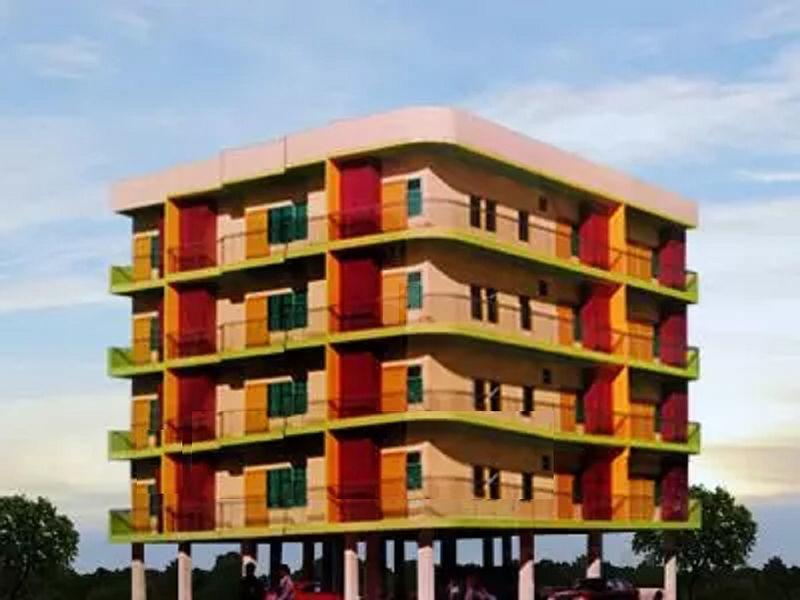Manglam Ganpati Tower - Project Images