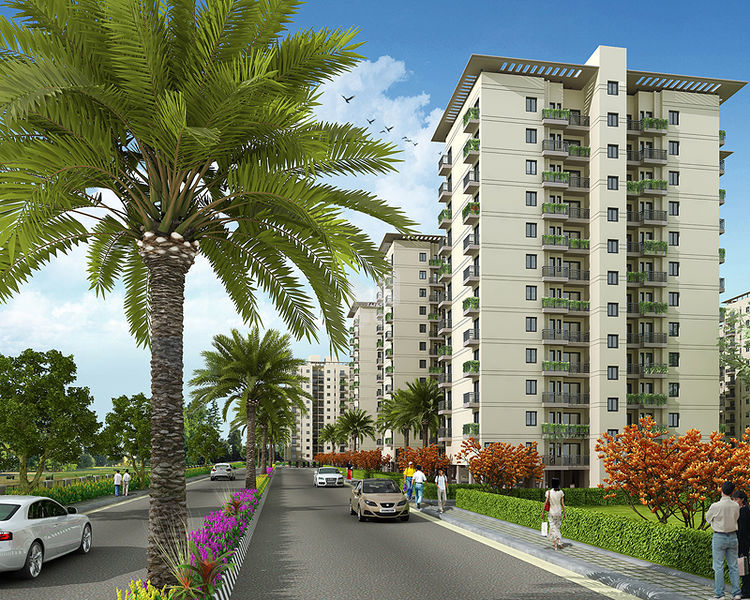 DLF Woodland Heights - Project Images