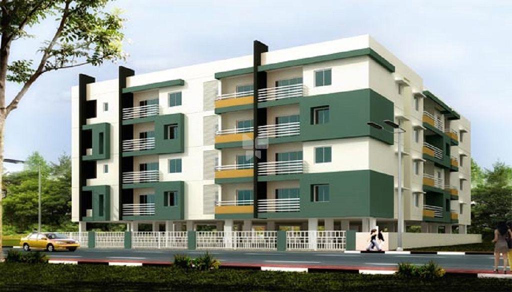 Anjanadri Residency - Elevation Photo