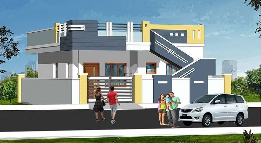 Santhi Sri Nagar Colony - Project Images