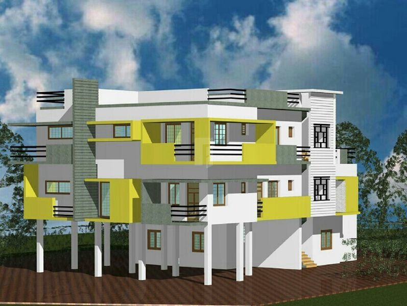 Tirupatiyar Christ School Apartment - Project Images
