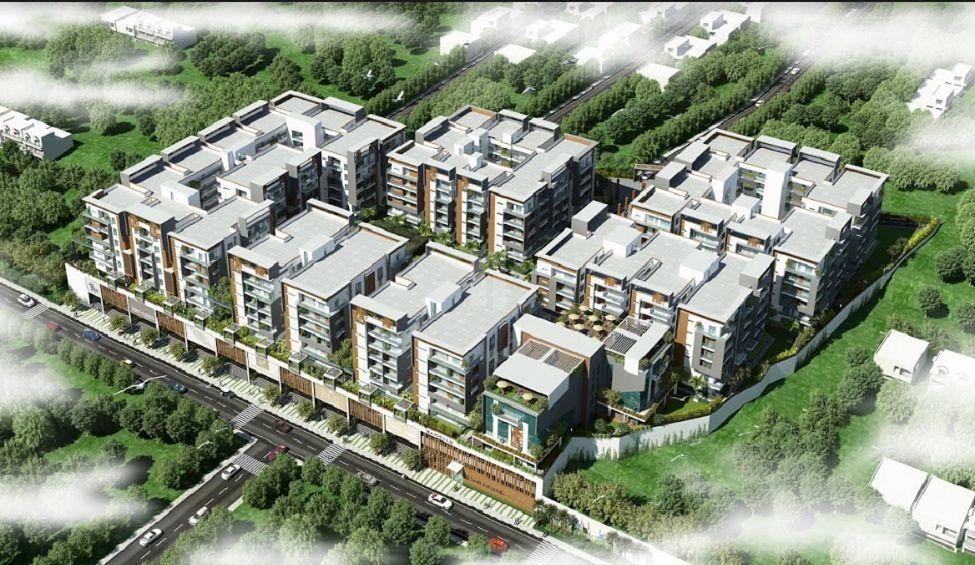 Aryamitra Bay Hills - Project Images