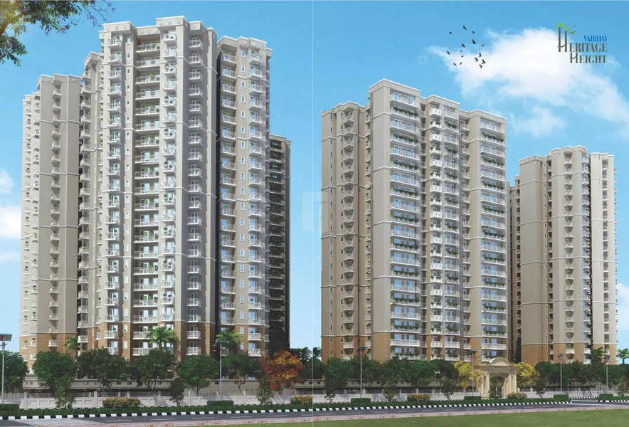 BS Buildtech Vaibhav Heritage Height - Project Images