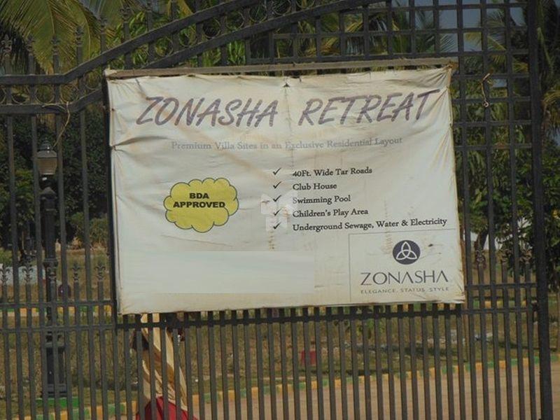 Zonasha Retreat - Project Images