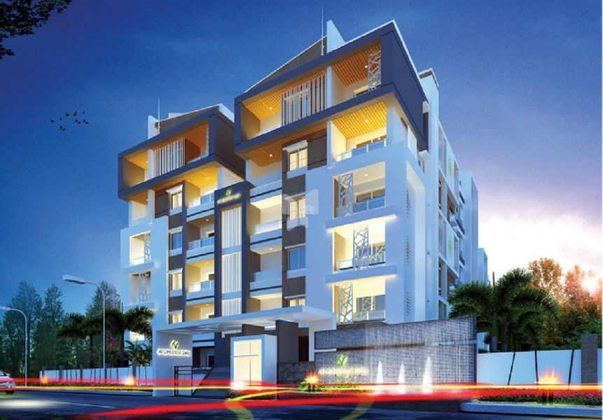 AV Chandana Heights - Project Images