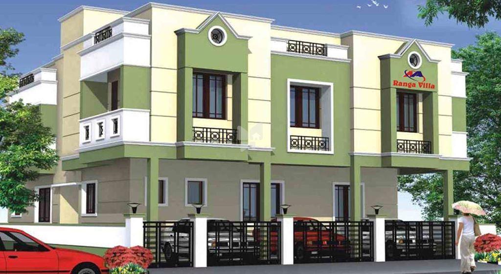 Madhav Ranga Villa - Elevation Photo