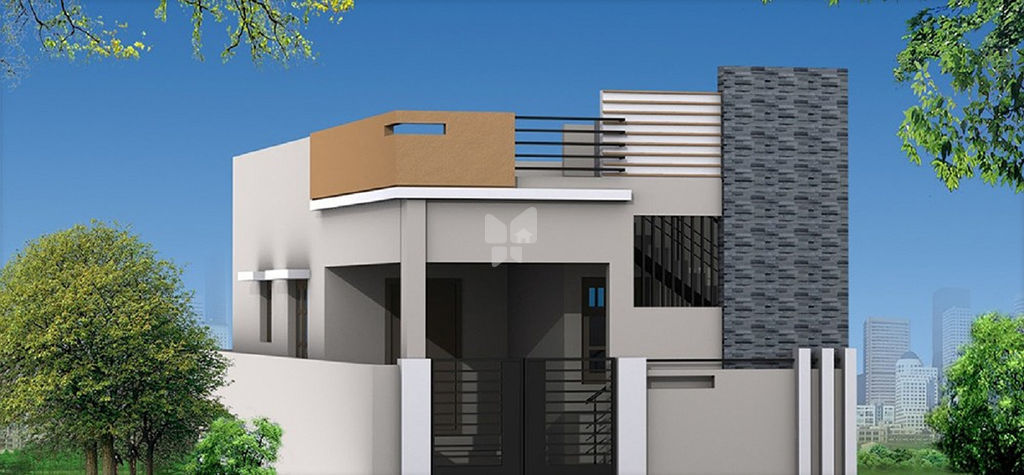 Unique Shree Nagar - Elevation Photo