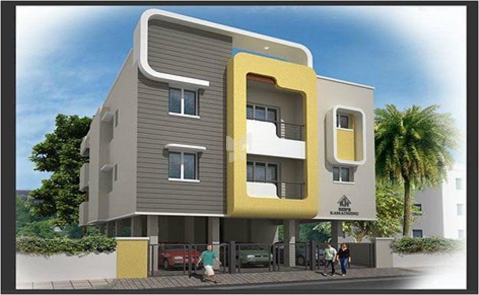 Woddies CV Raman Street - Alwarthirunagar - Elevation Photo