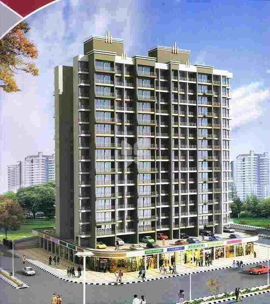 Bhagwati Neelkanth Heights - Elevation Photo