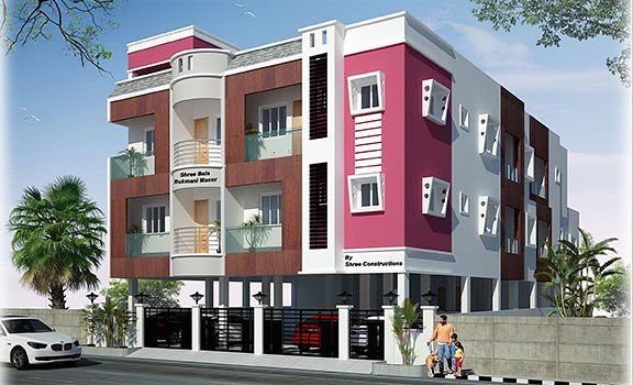 Shree Bala Rukmani Flats - Project Images