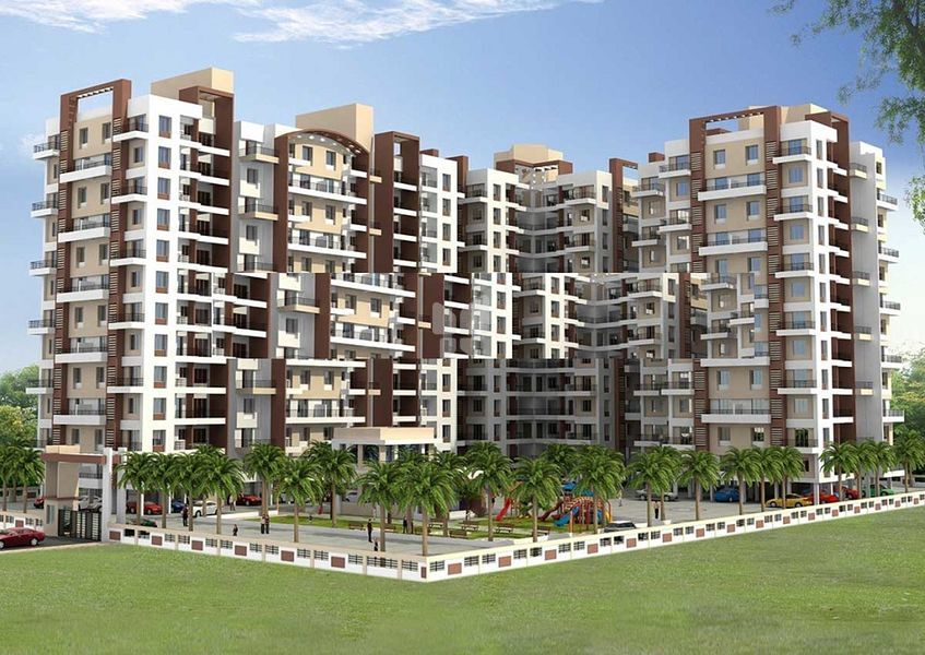 Asha Shaama Estate Phase II - Project Images