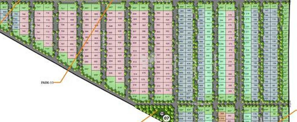 Bhumi Sri Lakshmi Nagar - Master Plans