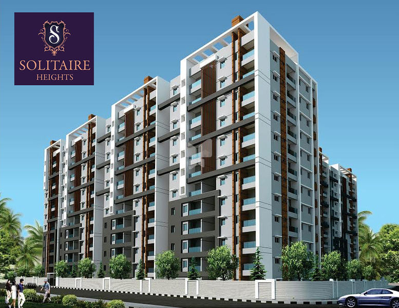 Vasavi Solitaire Heights - Elevation Photo
