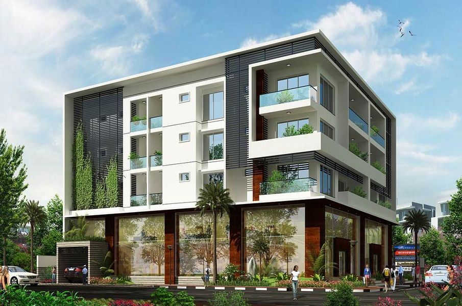 Skav audel in ulsoor bangalore price floor plans for Apartment design guide sepp 65