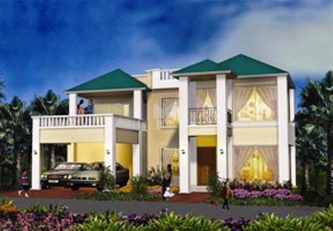 Shanti Villa Elysian - Elevation Photo