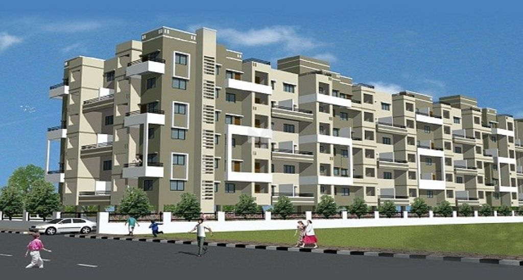 Prapti Vrundawan Homes - Project Images