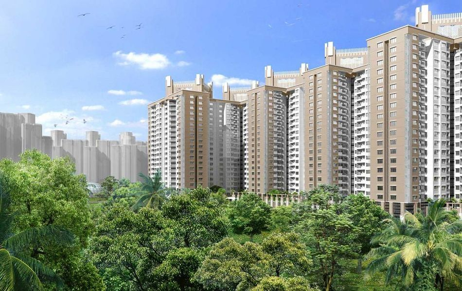 Shriram Greenfield - Elevation Photo