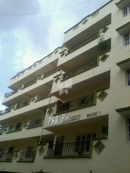PSR Residency - Elevation Photo