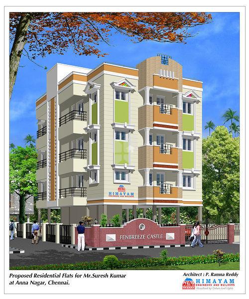 Fenbreeze Apartments - Elevation Photo
