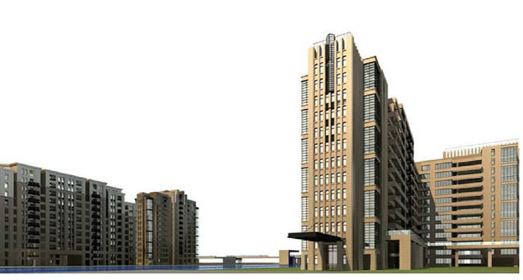 Oneiric Residential Valley - Project Images