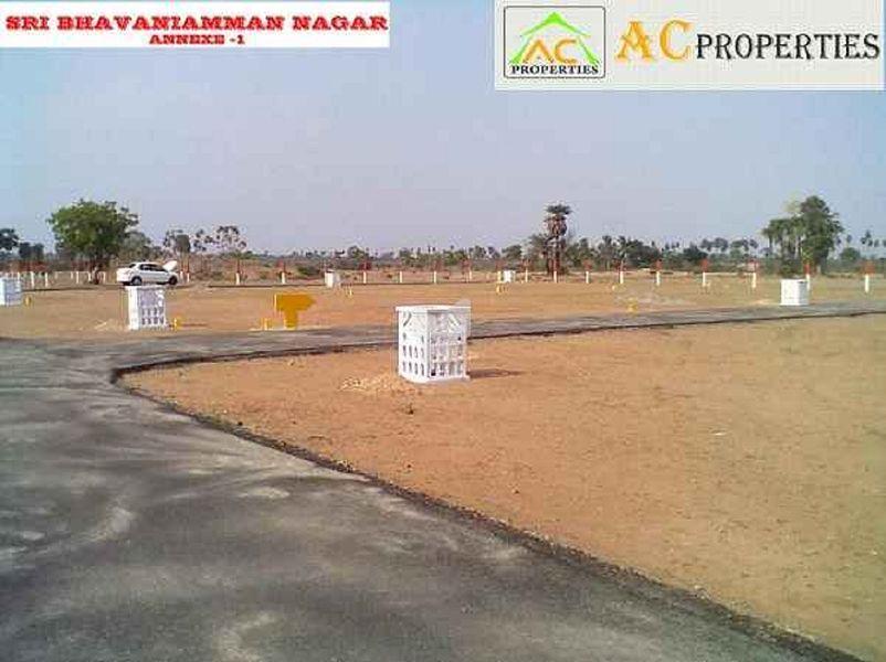 AC Sri Bhavaniamman Nagar Annexe 1 - Elevation Photo